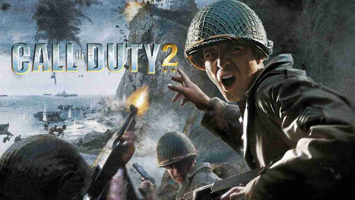 download game Call Of Duty 2 crack