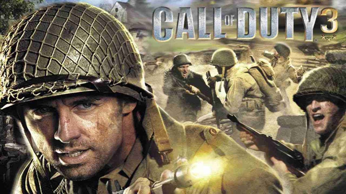 download game Call of Duty 3