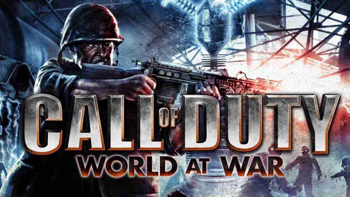 download game Call of Duty World At War crack