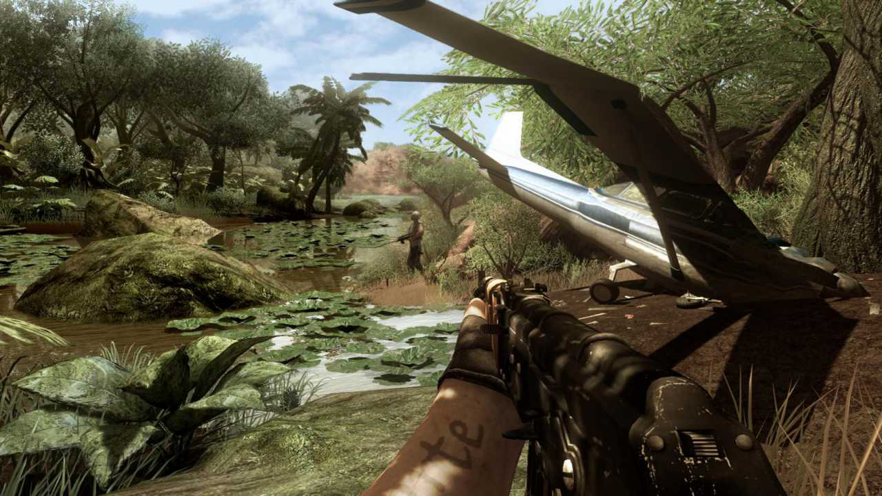 download Far Cry 2 crack