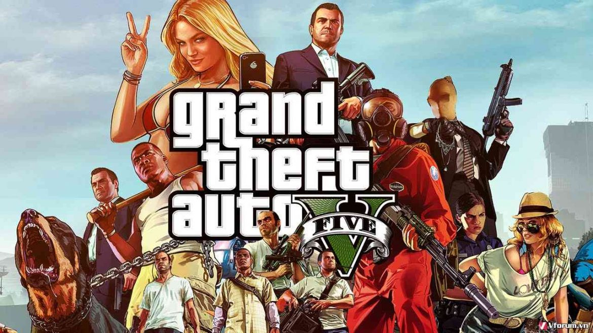 download Grand Theft Auto V crack