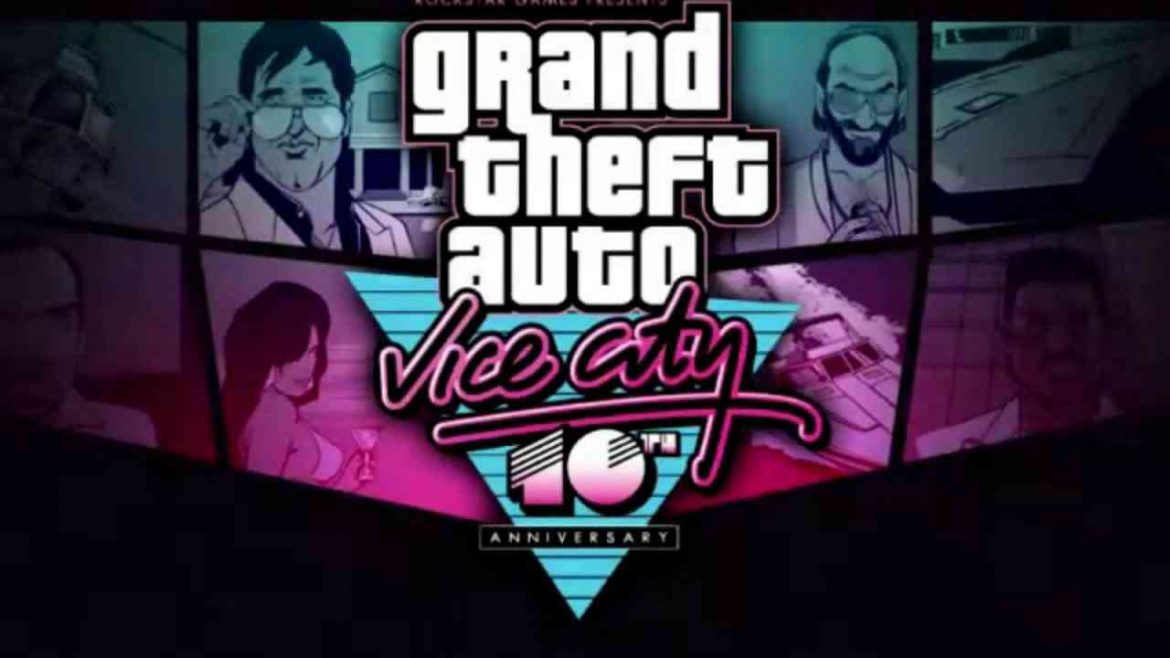 download Grand Theft Auto Vice City crack