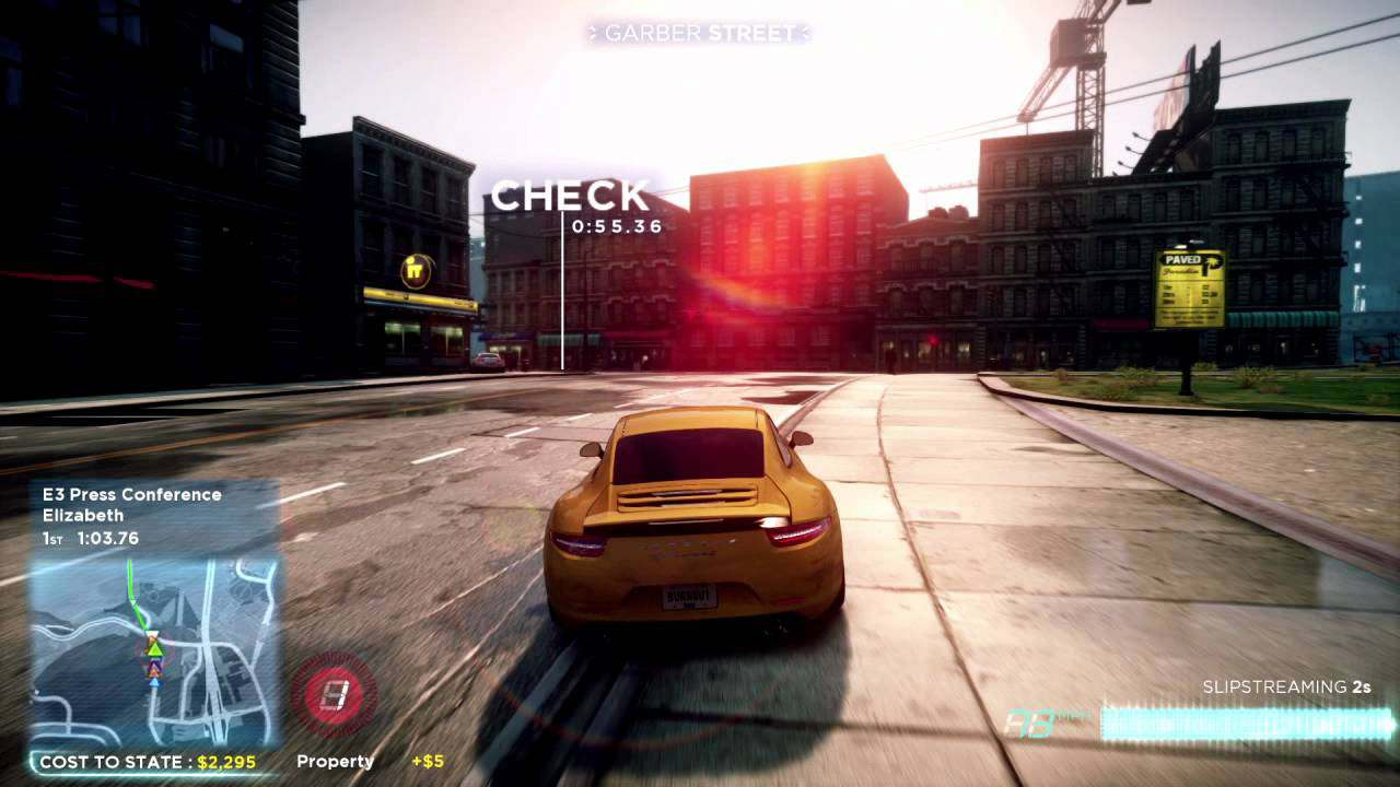 Need for Speed Most Wanted crack full crack