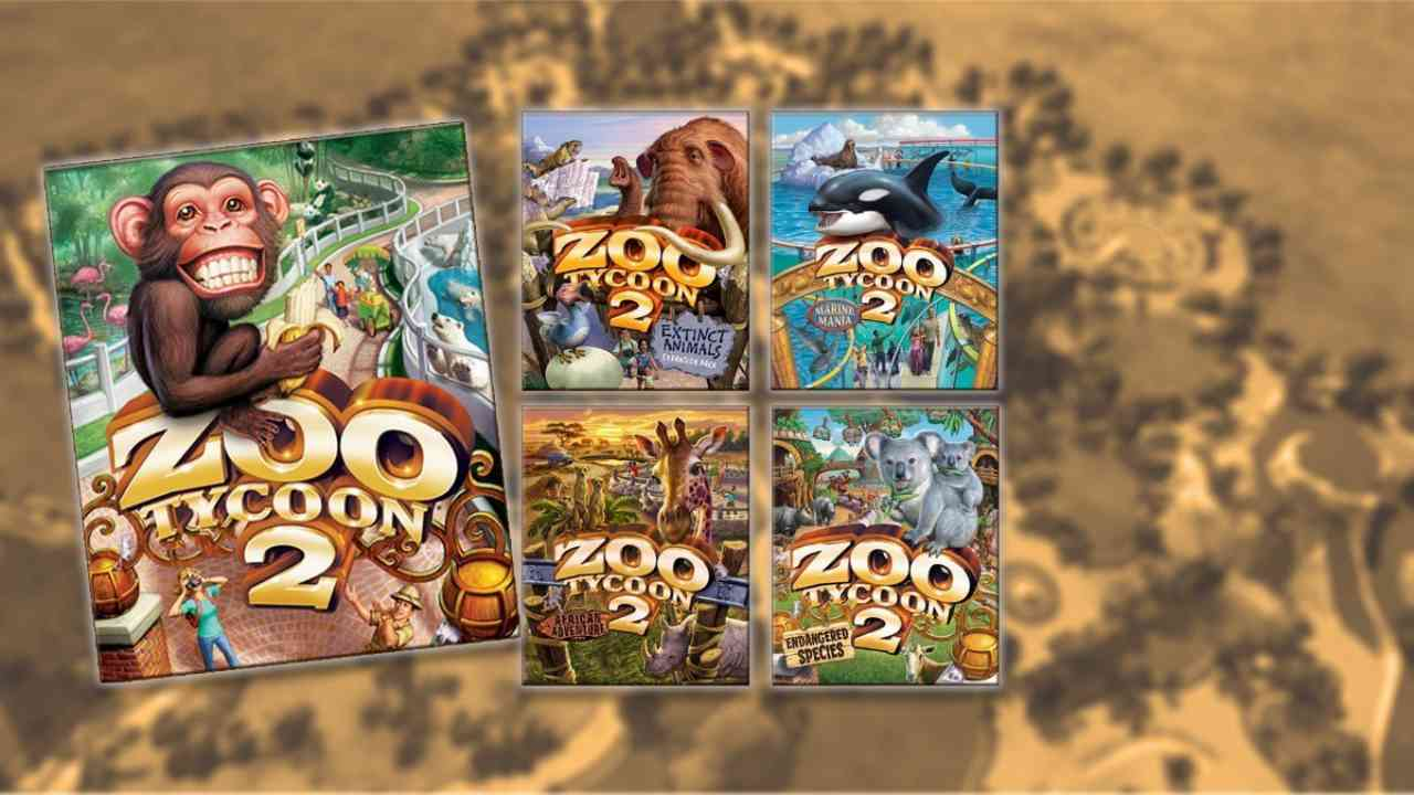download Zoo Tycoon 2 Ultimate Collection crack