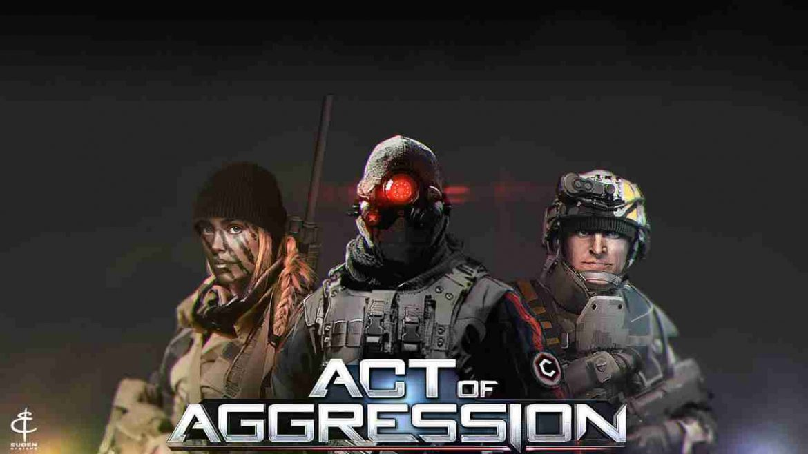 download game Act of Aggression crack
