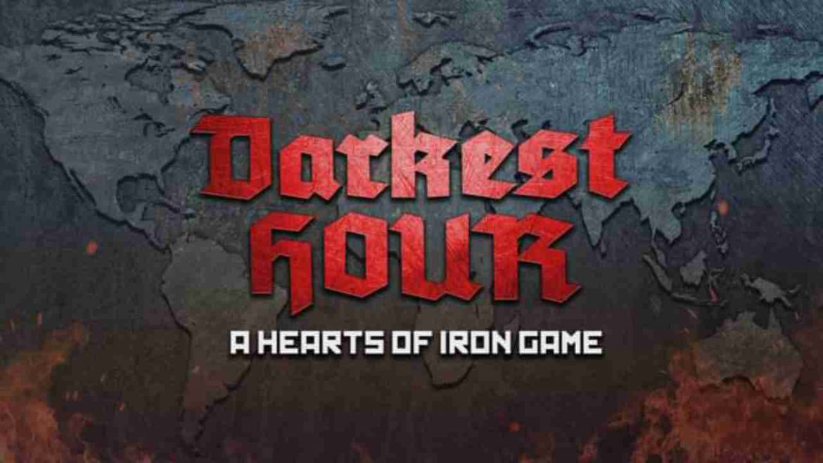 download game Darkest Hour A Hearts Of Iron Game crack