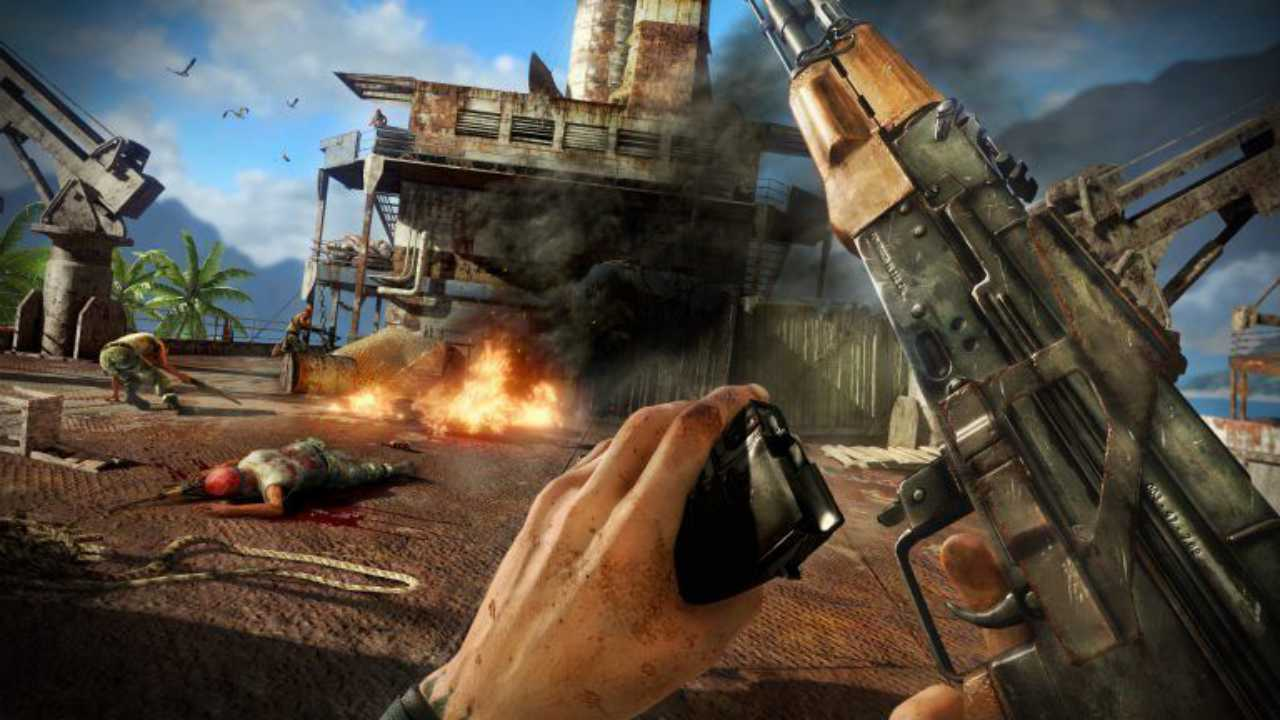 download Far Cry 3 crack