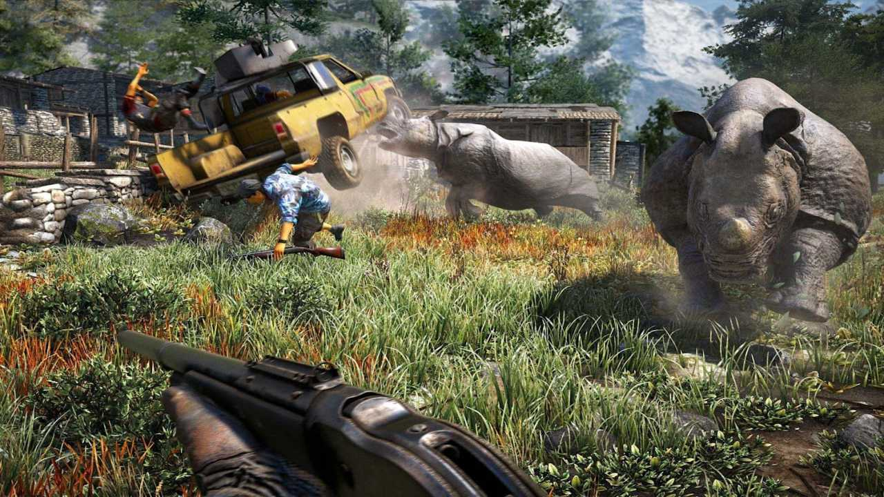 download Far Cry 4 crack fshare