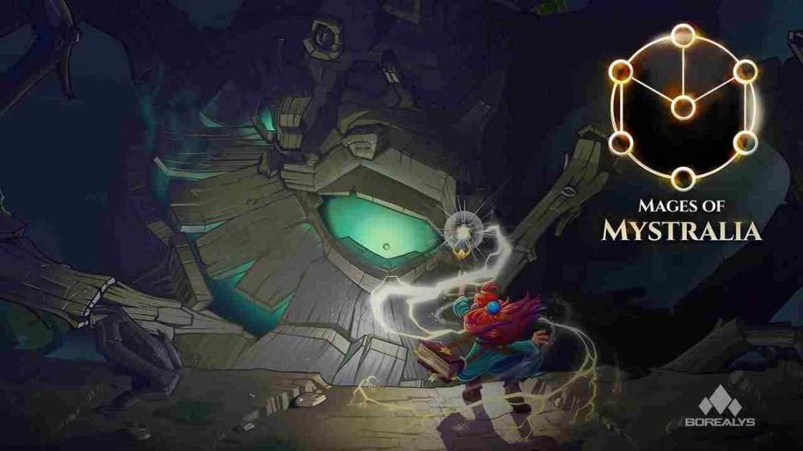 download game Mages of Mystralia crack