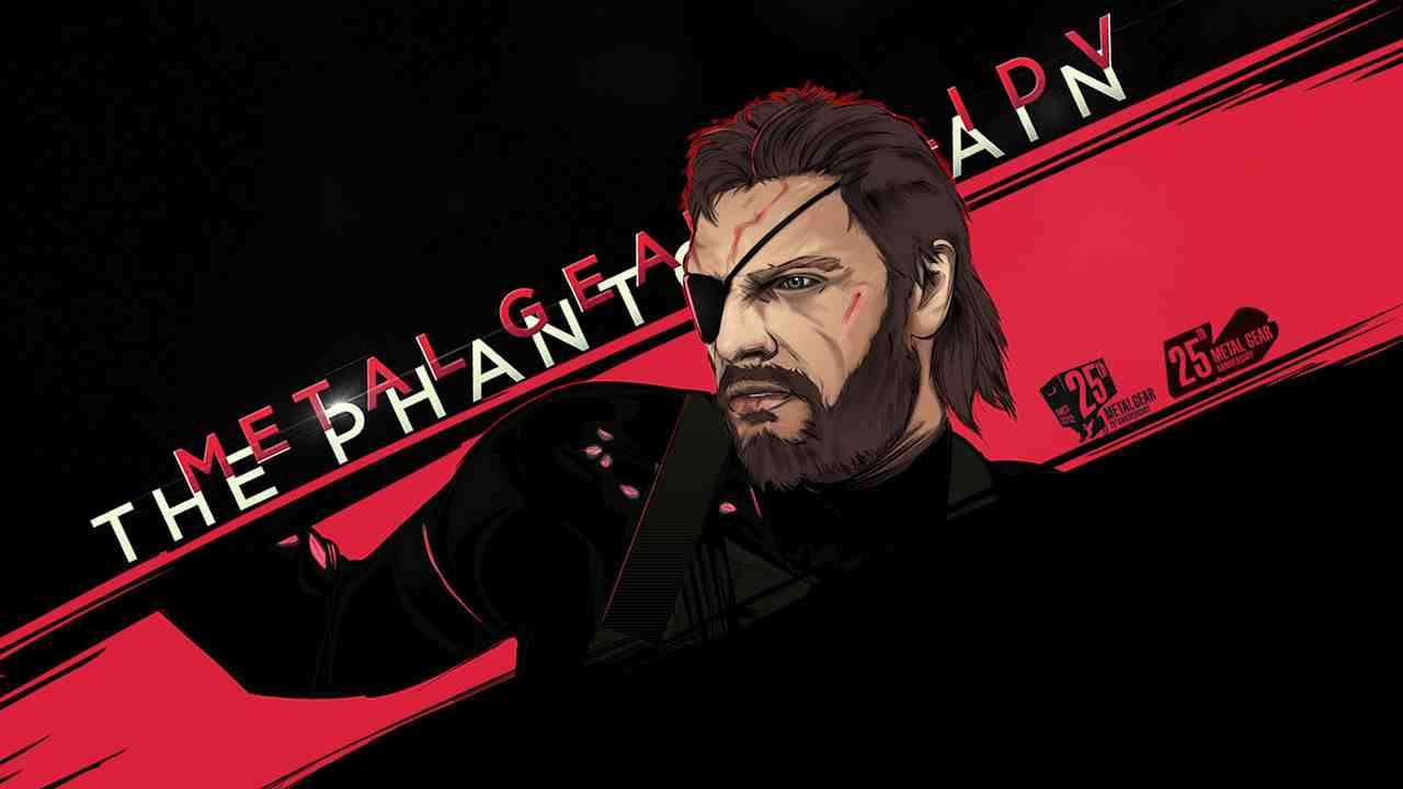 download Metal Gear Solid V crack