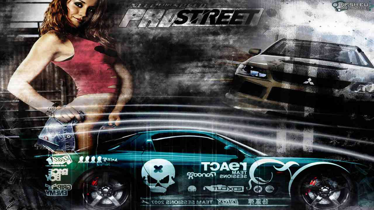 download game Need For Speed Pro Street