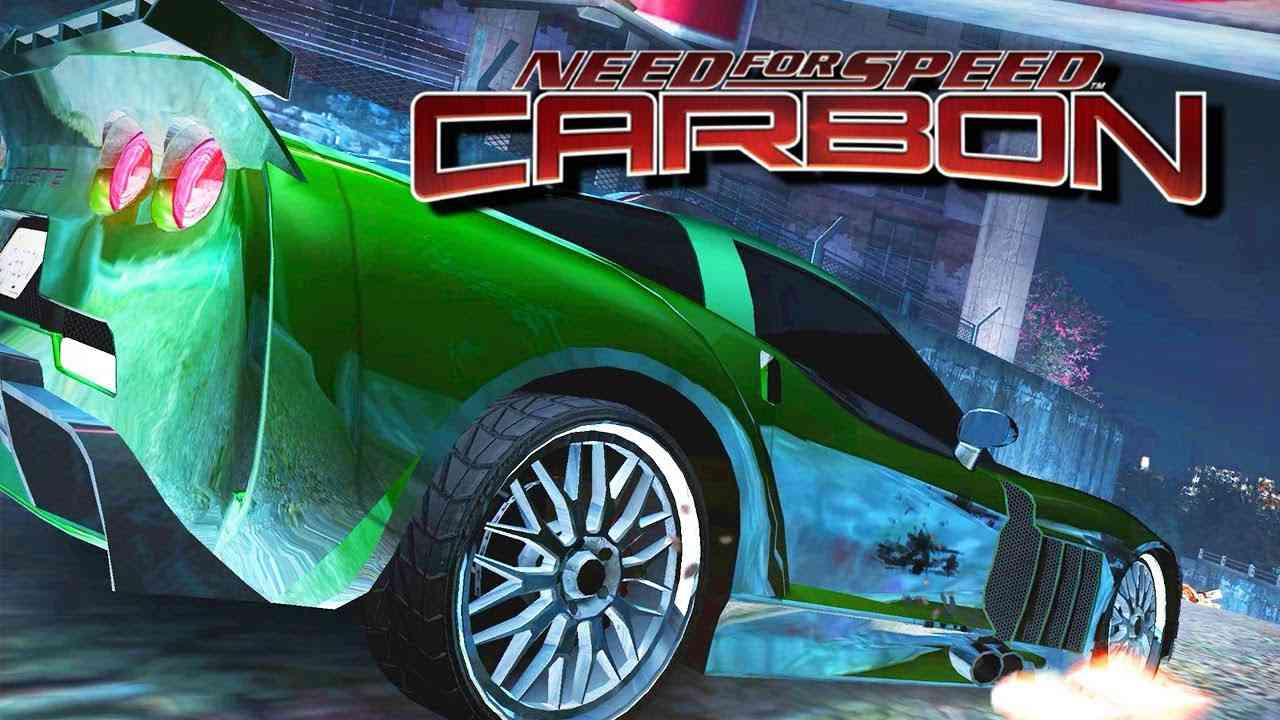 download Need for Speed Carbon crack