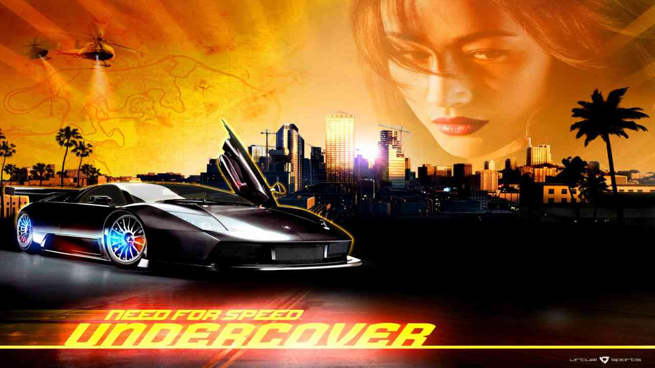 download game Need for Speed Undercover