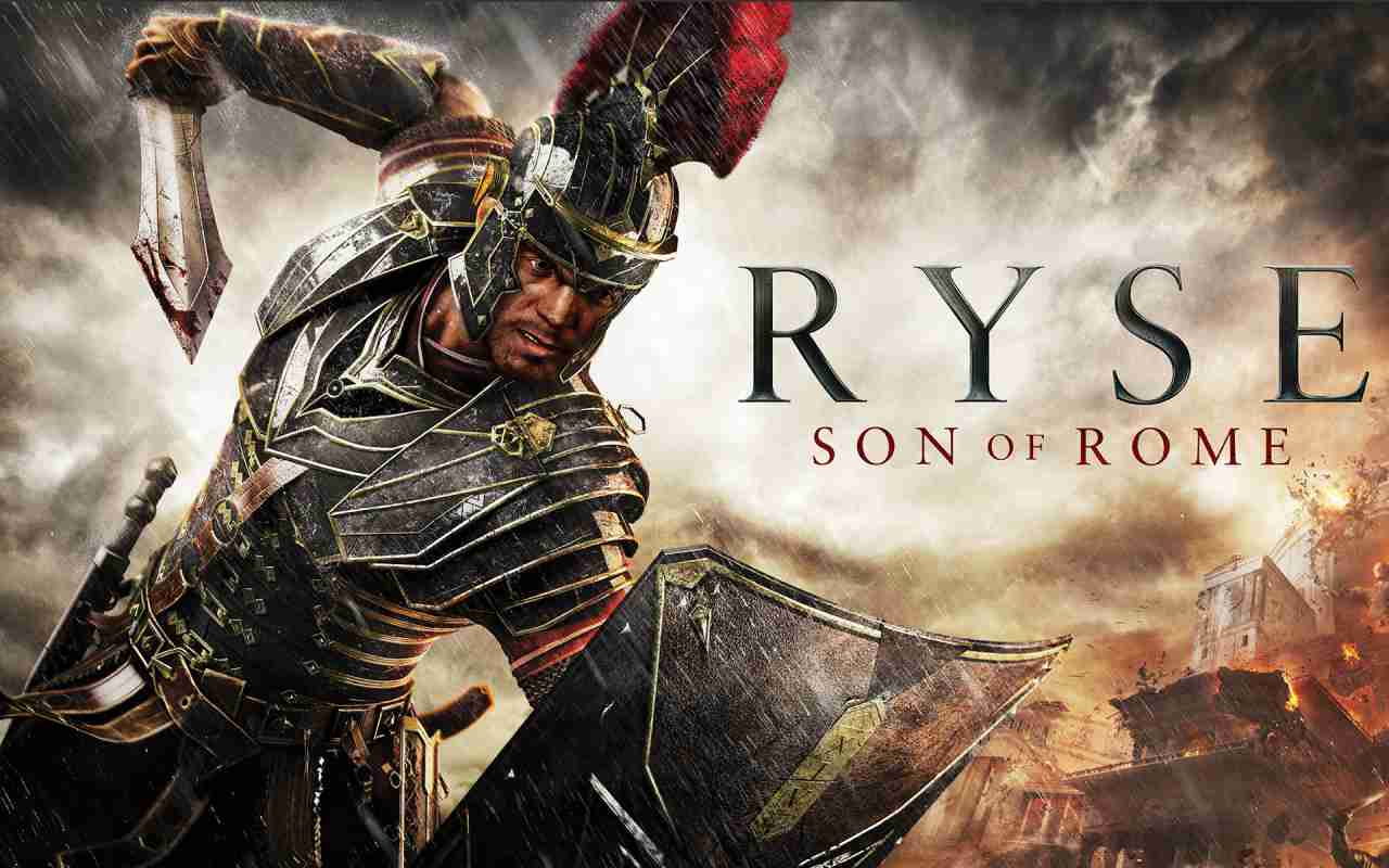 download game Ryse Son of Rome crack