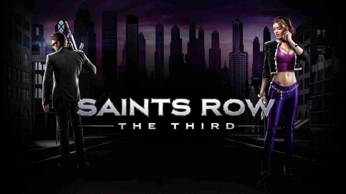 download Saints Row The Third crack