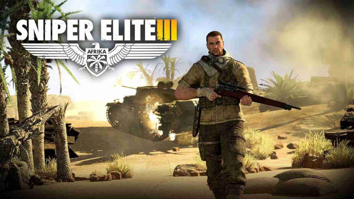 download game Sniper Elite 3 crack