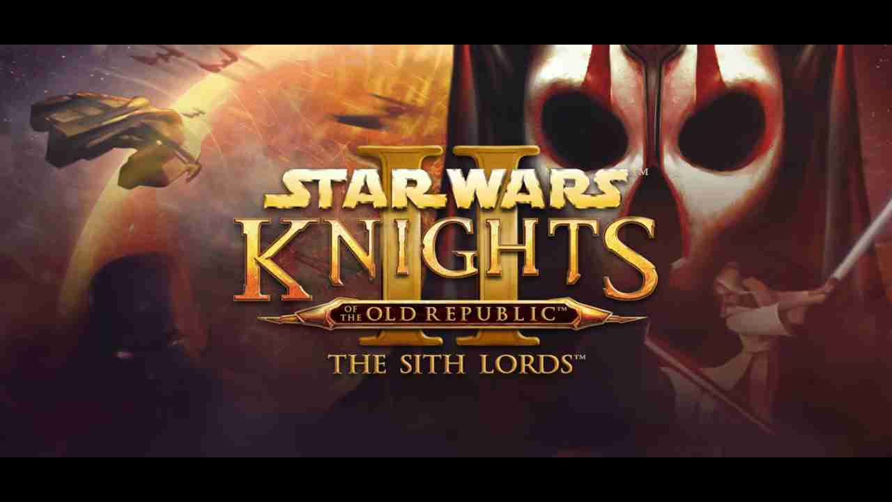 download game Star Wars Knight Of The Old Republic II crack
