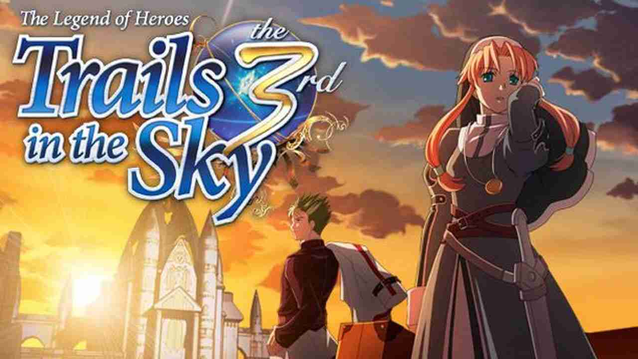 download game The Legend of Heroes Trails In The Sky The 3rd