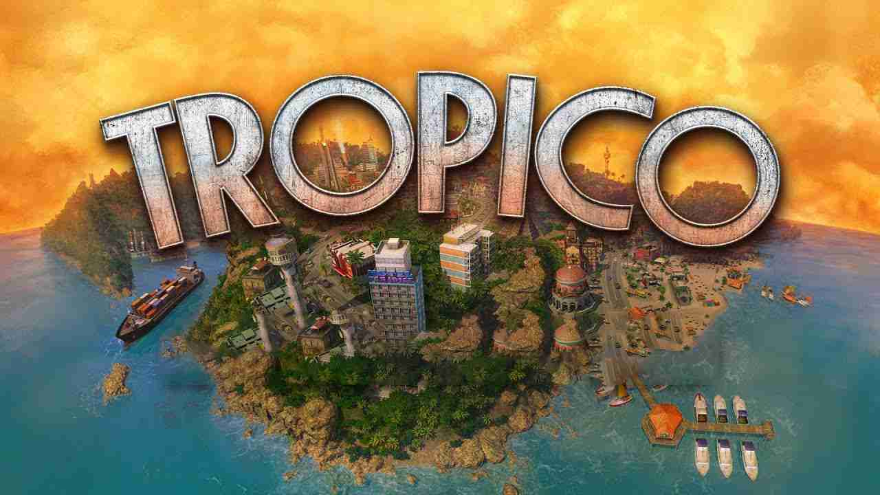 download game Tropico crack