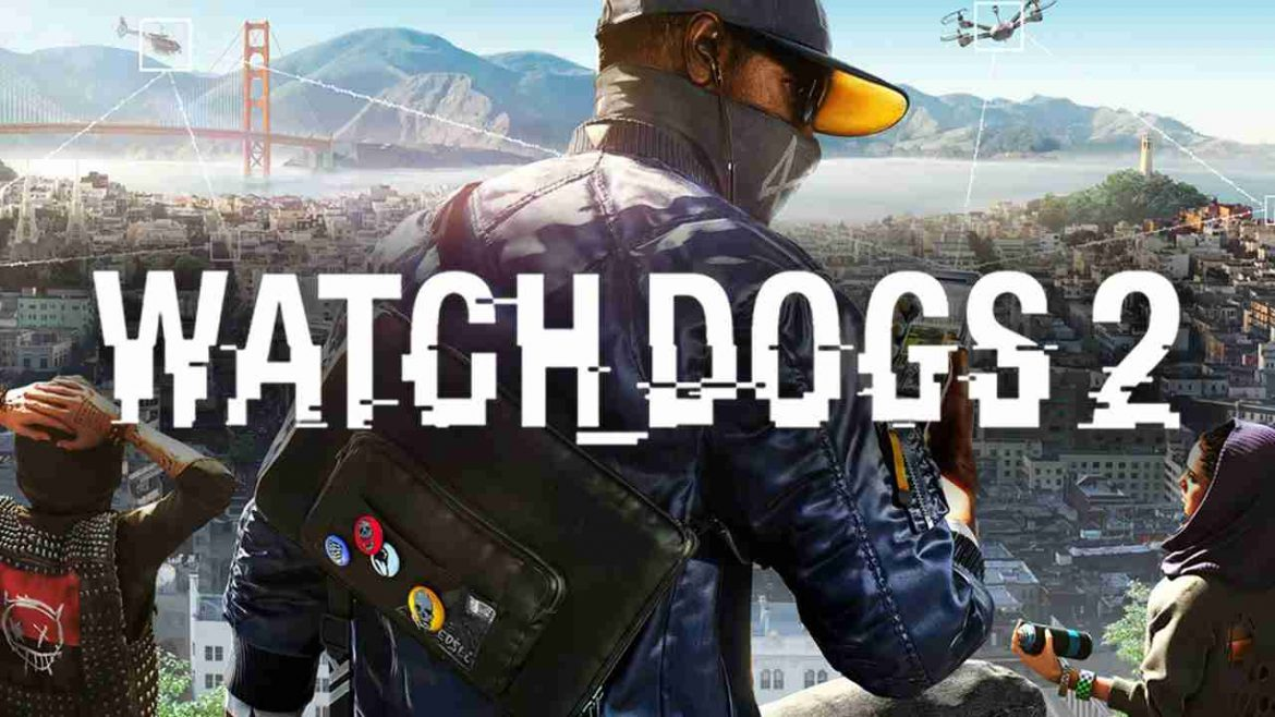 download game Watch Dogs 2 crack