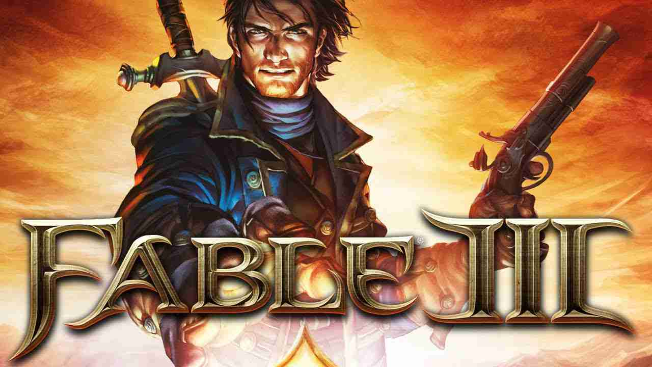download game Fable III crack