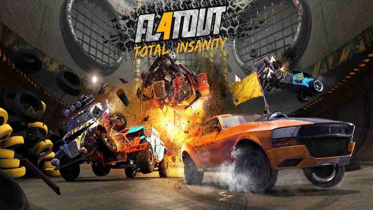 download FlatOut 4 Total Insanity crack