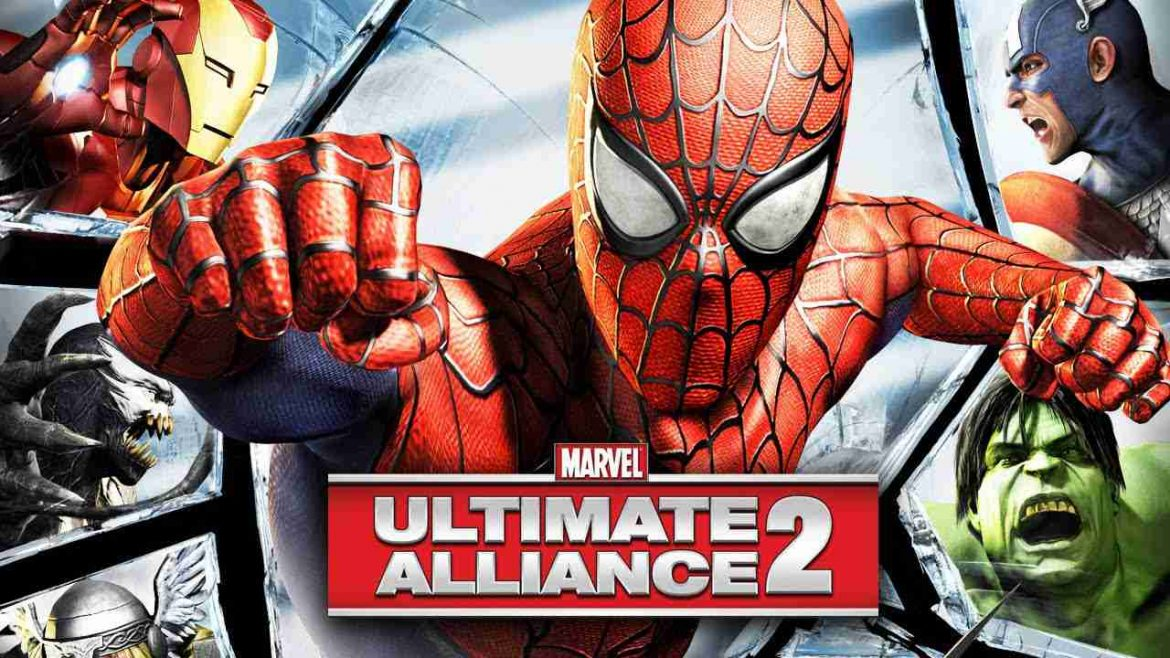 download game Marvel Ultimate Alliance 2 crack
