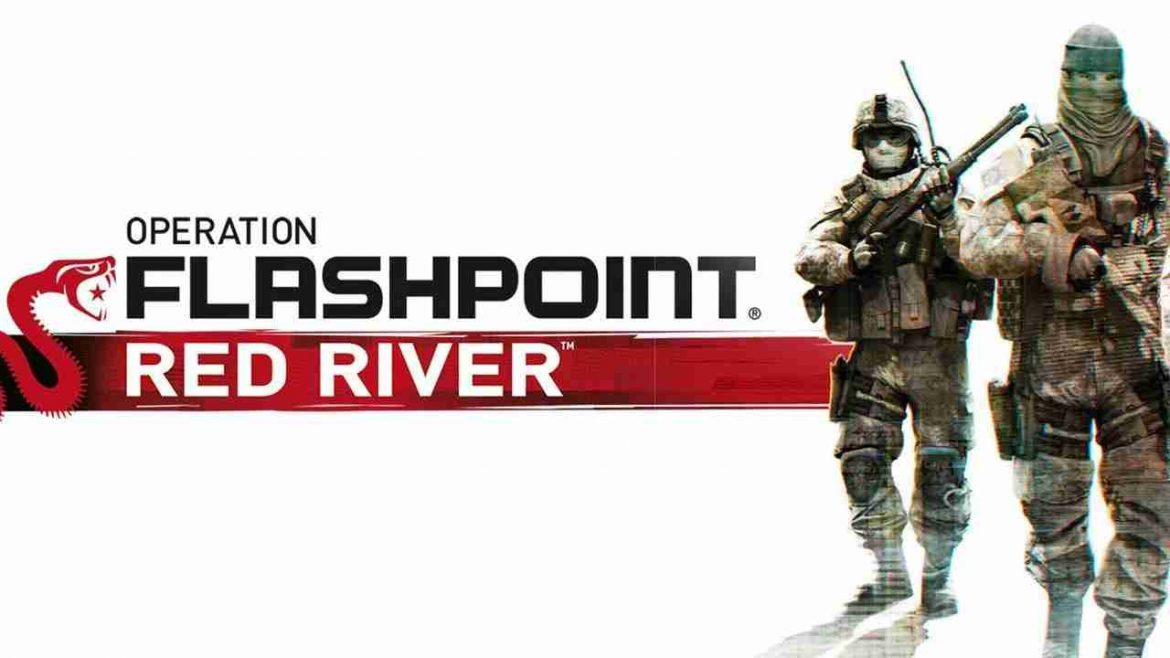 download game Operation Flashpoint Red River crack