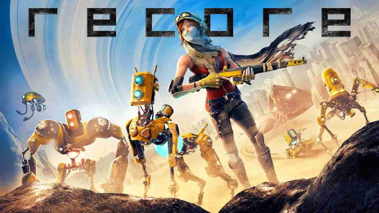 Download Game ReCore crack