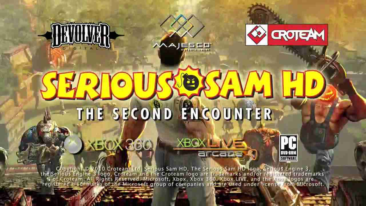 download game Serious Sam HD: The Second Encounter crack