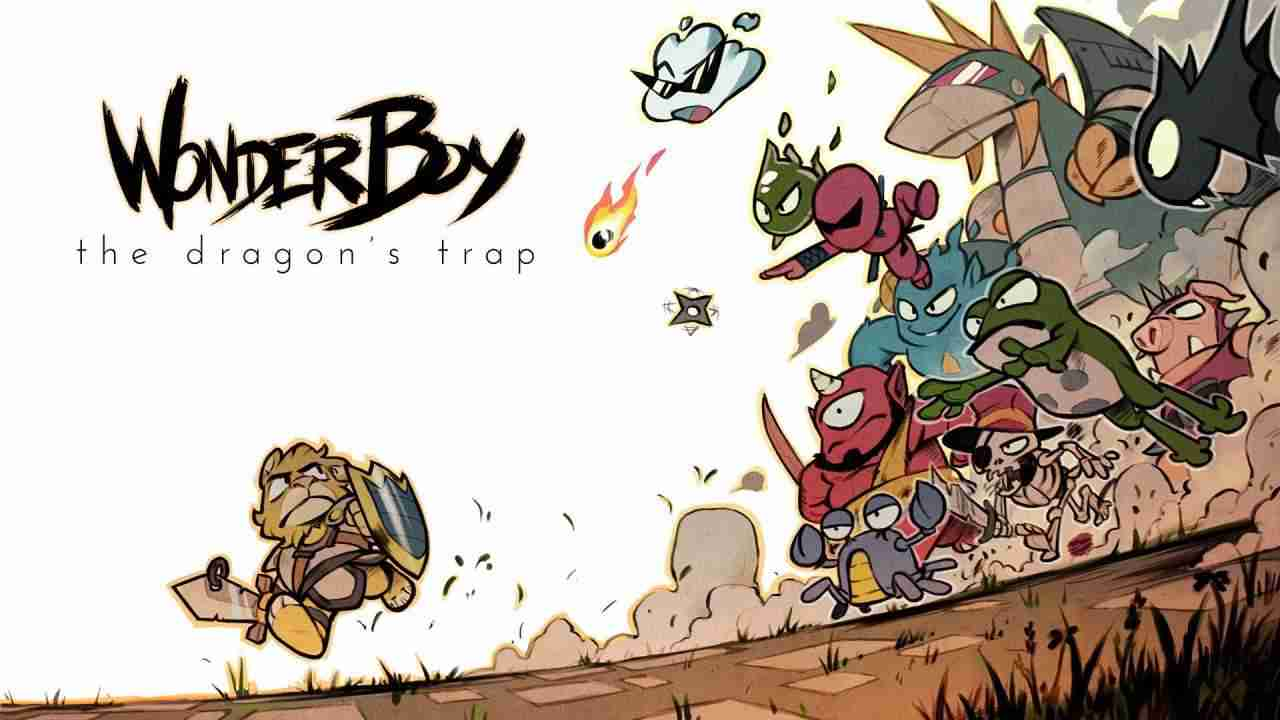 download game Wonder Boy The Dragons Trap crack