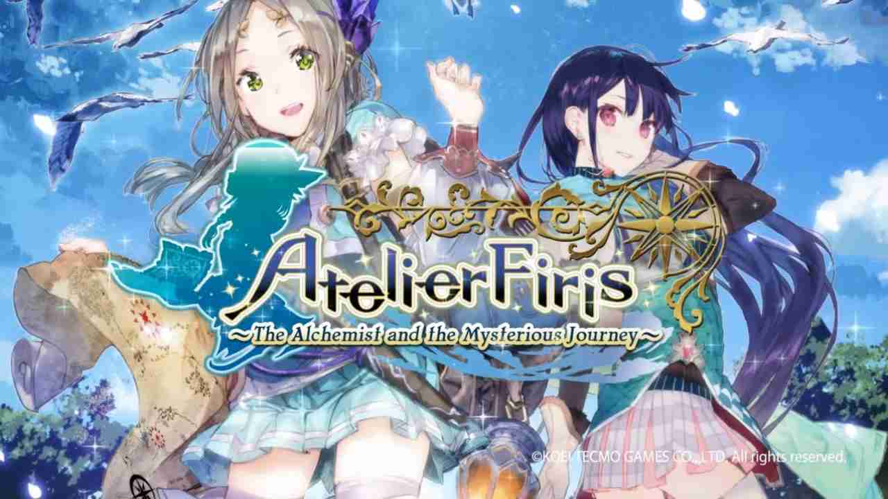download game Atelier Firis The Alchemist and the Mysterious Journey