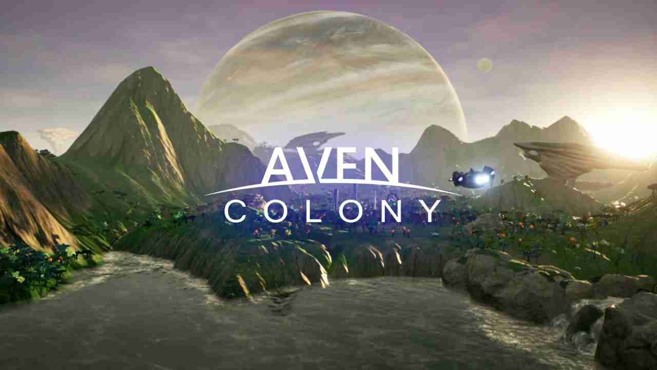 download game Aven Colony crack