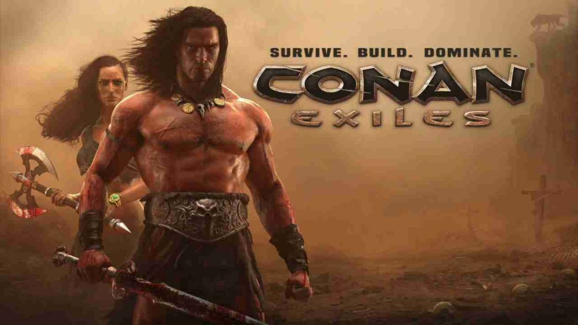 download game Download Game Conan Exiles crack