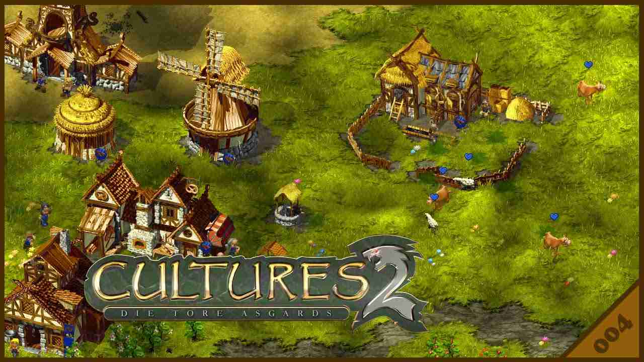 download game Cultures 2: The Gates of Asgard crack