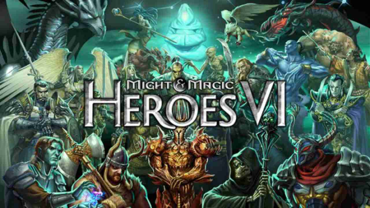 download Might And Magic Heroes VI crack