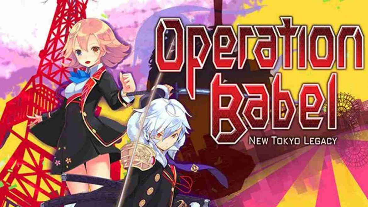 download game Operation Babel New Tokyo Legacy crack