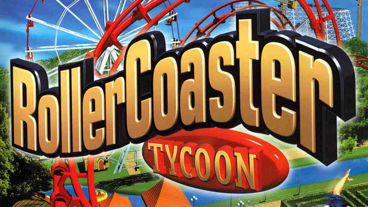 download game RollerCoaster Tycoon 1: Deluxe crack