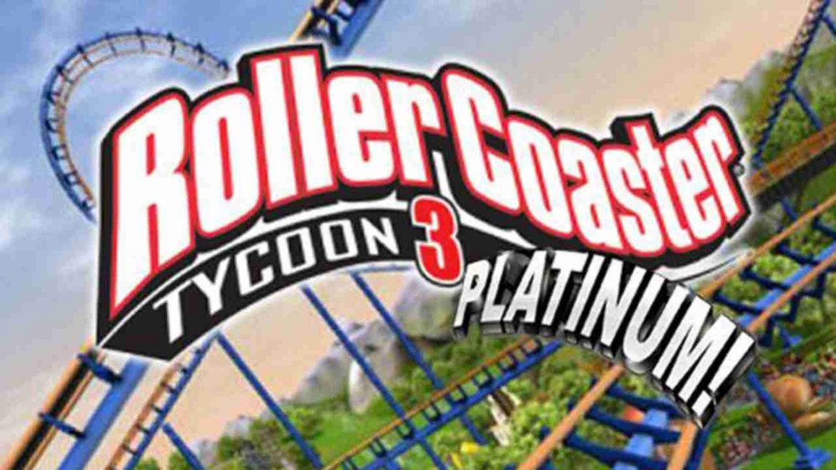 download game RollerCoaster Tycoon 3: Platinum crack