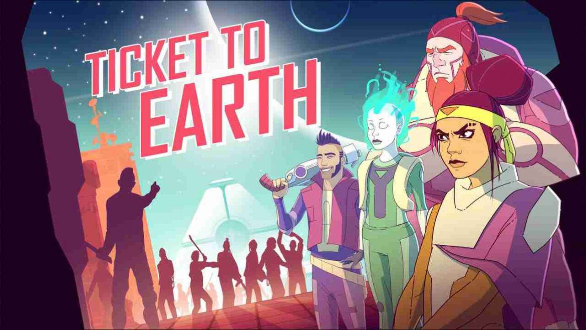download Ticket to Earth crack