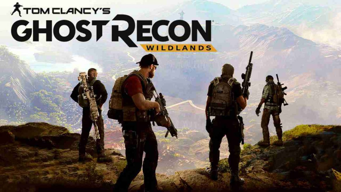 download game Tom Clancys Ghost Recon Wildlands crack