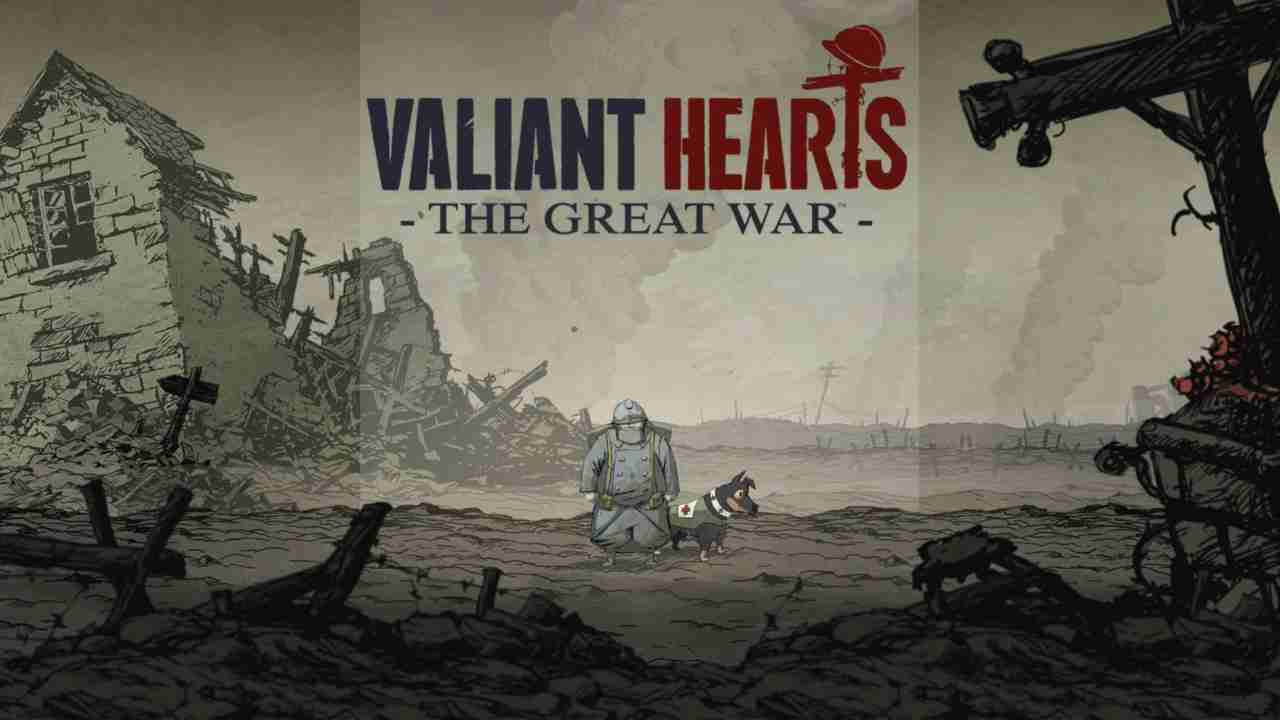 download game Valiant Hearts The Great Wall crack