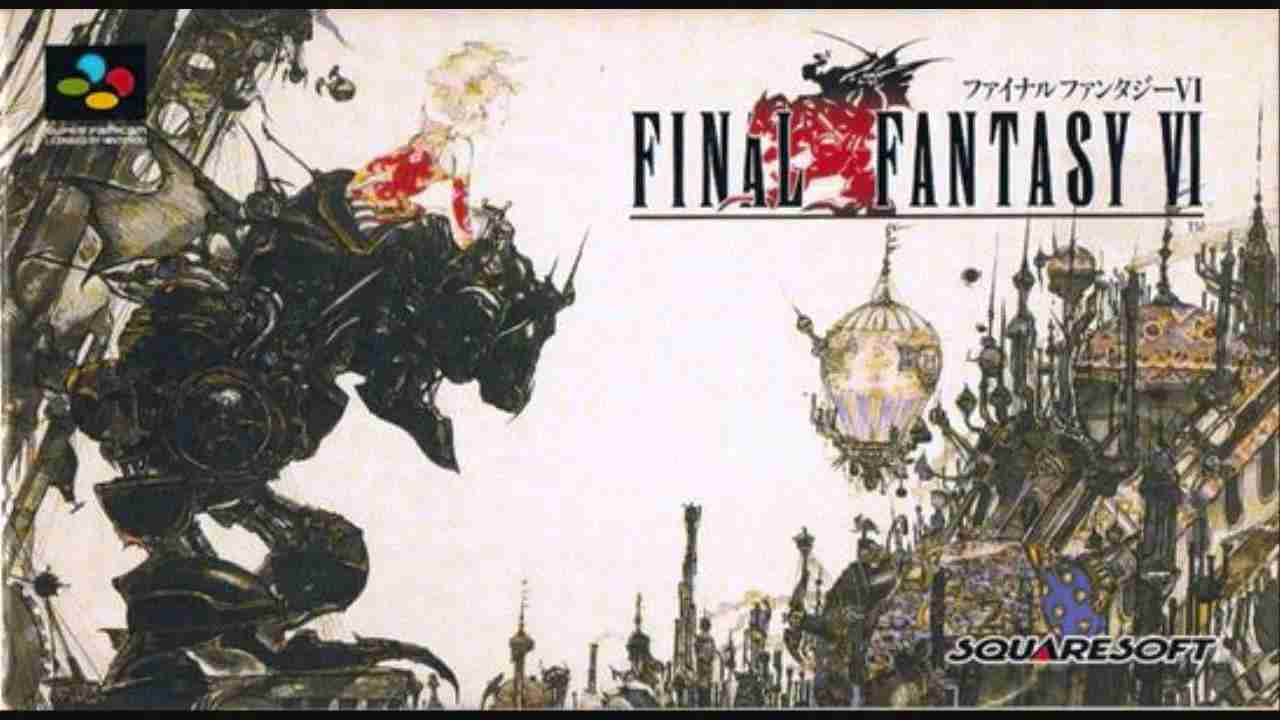 download game Final Fantasy VI