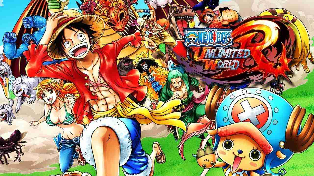 download game One Piece: Unlimited World Red