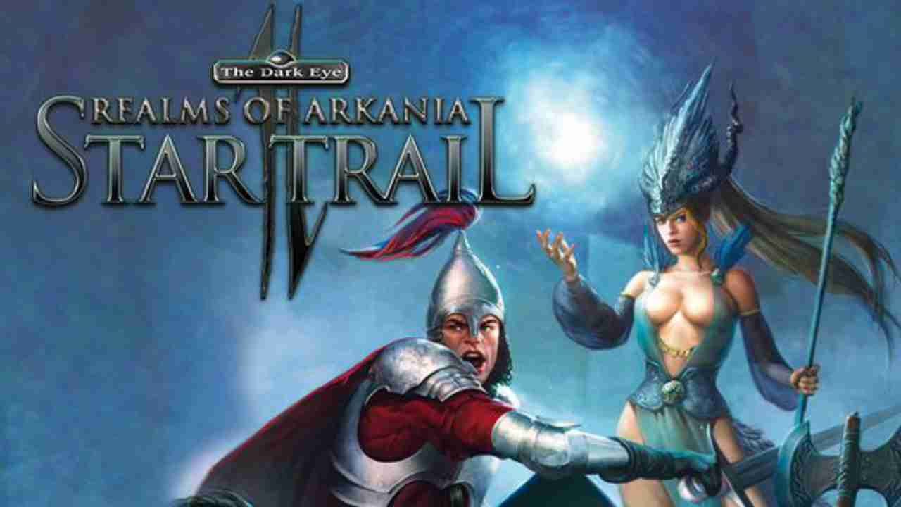 download game Realms of Arkania: Star Trail crack