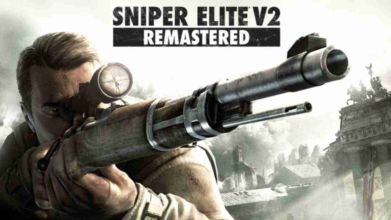 download game Sniper Elite V2 - Việt Hóa