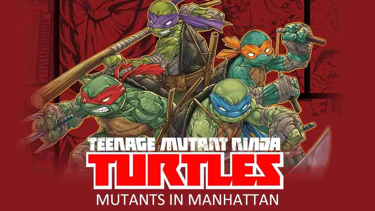 download game Teenage Mutant Ninja Turtles: Mutants in Manhattan