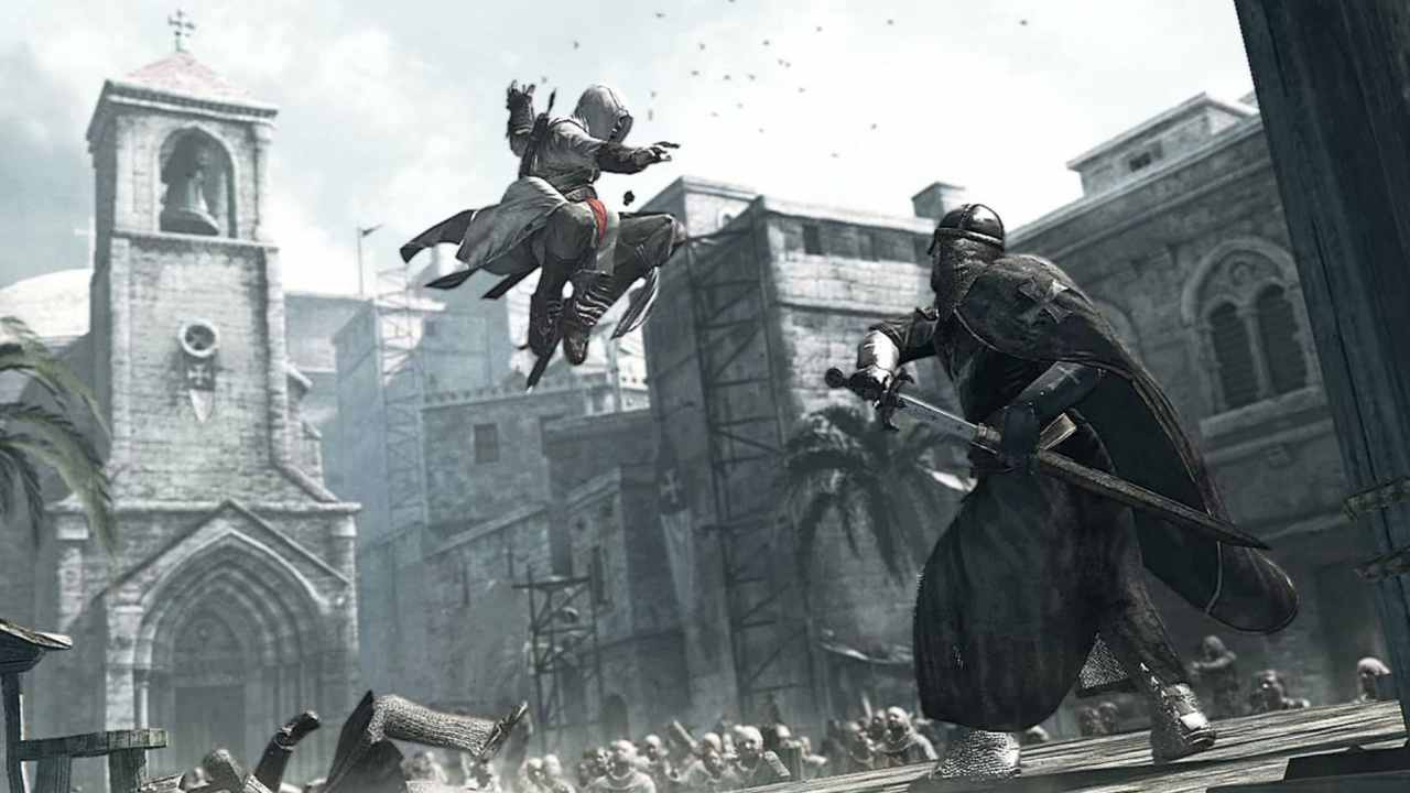 Assassin's Creed 1 crack