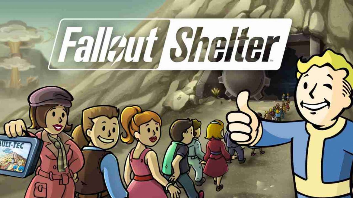 download game Fallout Shelter