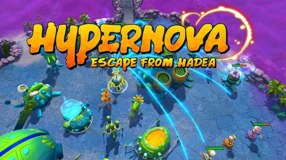 download game Download Game HYPERNOVA: Escape from Hadea